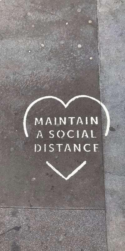 Maintain Social Distance