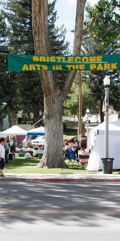 Ely Nevada Arts in the Park