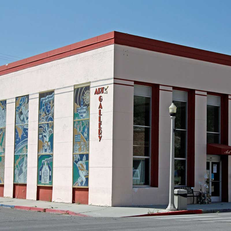 Garnet Mercantile Ely Nevada
