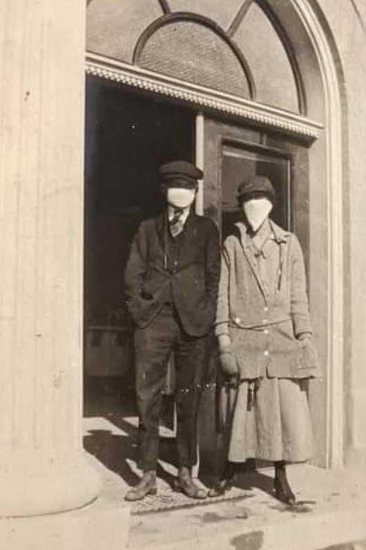 Ely Flu Pandemic 1918