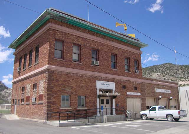 City Hall for City of Ely, Nevada